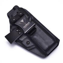 Coldre Magnum Velado Interno Iwb em kydex - PT-838, PT-838C,  PT-840, PT-809, PT-809C, TH9C, TH380, TH9, TH40