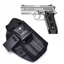 Coldre Magnum Velado Interno Iwb em kydex - PT-940