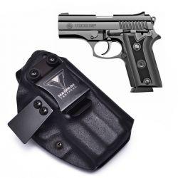Coldre Magnum Velado Interno Iwb em kydex - PT-938