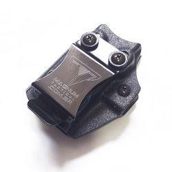 Porta Carregador Magnum Velado Interno Iwb em kydex - 840