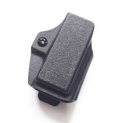 Porta Carregador Magnum Velado Interno Iwb em kydex - Glock todas menos calibres 45, 10mm, G42, G43, G43X e G44